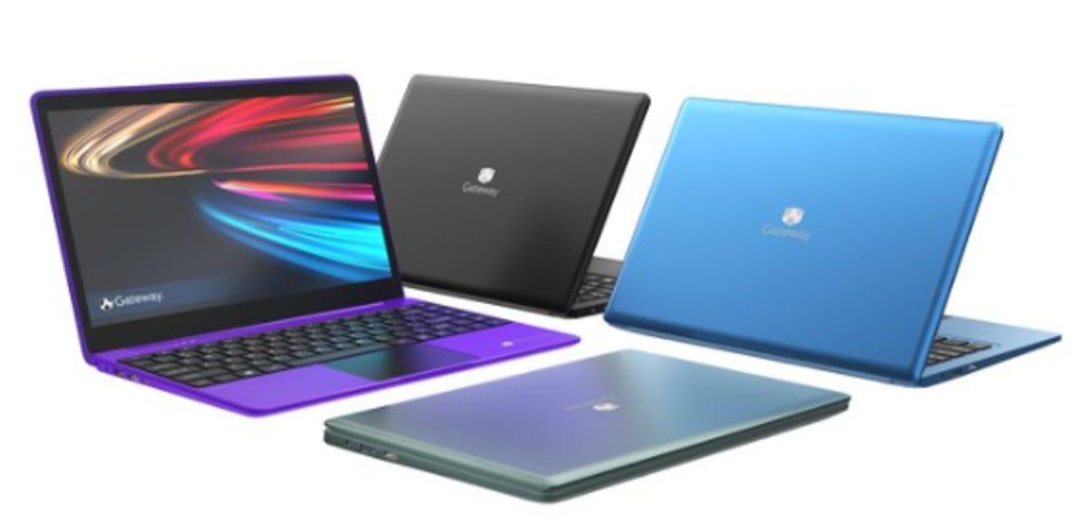 Holy Cow Gateway Laptops Return Via Walmart Exclusive Zdnet