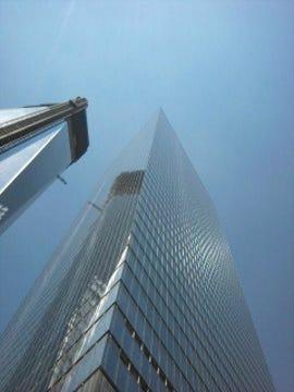 World Trade Center NYC Aug 2012 Photo by Joe McKendrick