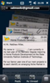 Image Gallery: 3D email viewer