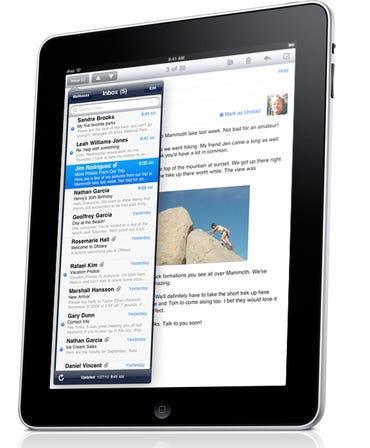 Apples iPad first generation