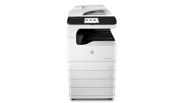 HP PageWide Managed MFP P77760z