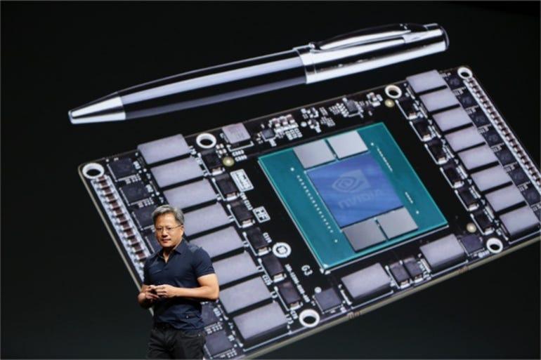 Nvidia's Pascal GPU architecture
