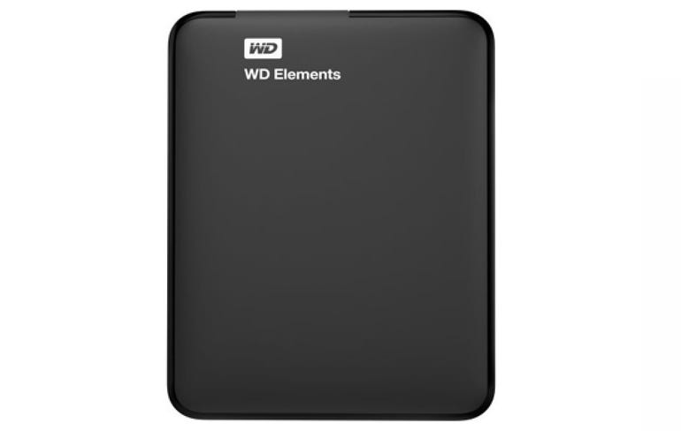 WD 4TB Elements portable hard drive