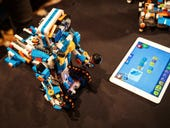 Using cloud computing to solve Lego robot problems and customer problems