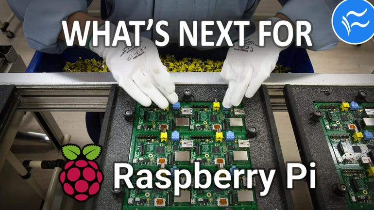 Raspberry Pi: What's next might surprise you