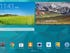 Typical Tab S home screen panel