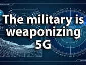 The military is weaponizing 5G
