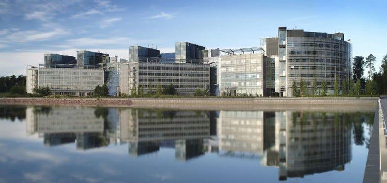 Nokia's headquarters in Espoo, Finland