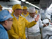 Foxconn posts first annual revenue decline, thanks to slowing iPhone sales