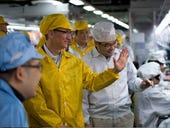 Report: Apple supplier exposed workers to hazards, poor working conditions