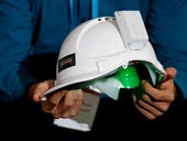 Laing O'Rourke monitors workers' safety with a smart hardhat