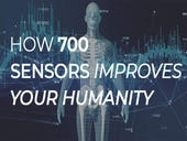 How 700 sensors improves your humanity