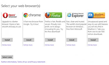 selectyourwebbrowser
