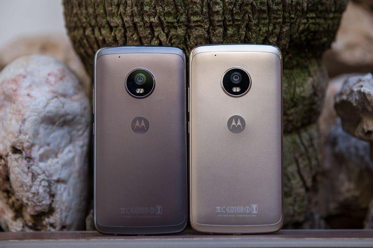 Lenovo Moto G5 and G5 Plus