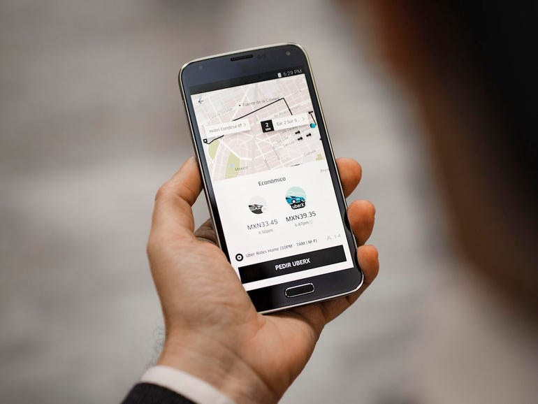 Uber breach affects 57 million users