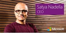 Microsoft goes internal for its next CEO with Satya Nadella