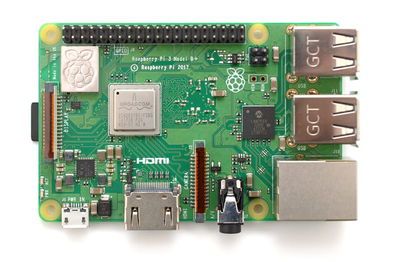 2012: Raspberry Pi