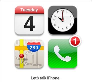 Apple invites media to 'talk iPhone' at Oct. 4 event - by Jason O'Grady