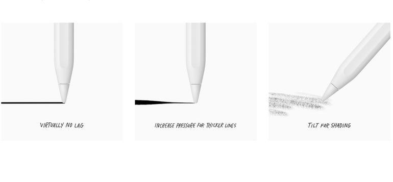 Apple Pencil second-generation