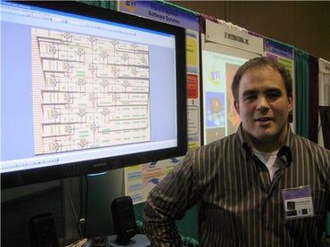 D-Wave demonstrates latest quantum computer prototype at SC07
