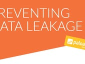 Preventing Data Leakage, Protecting Your Business Infographic