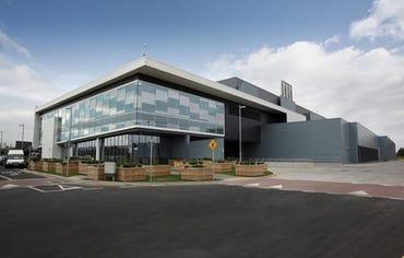 Microsoft's Dublin datacentre