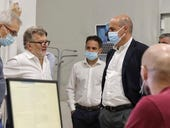 COVID-19 vaccine portal for Italy's Lazio region hit with cyberattack