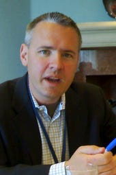 Treb Ryan, CEO of OpSource