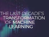 The last decade's transformation of machine learning