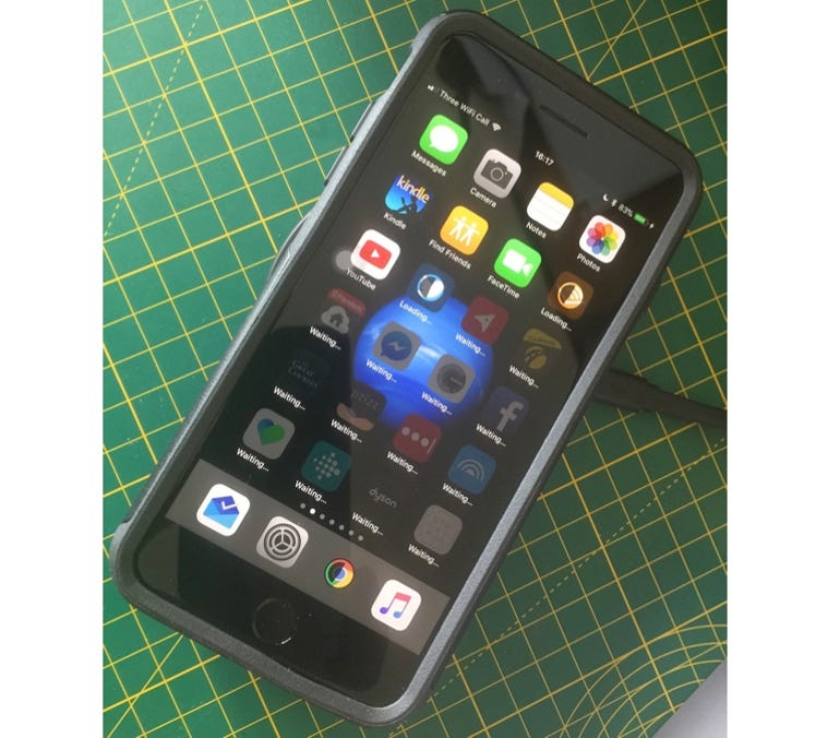 iPhone 8 Plus: First impressions