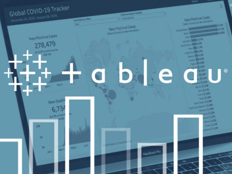 Data Analytics: Tableau public sector chief on what today's government leaders want in a data platform | ZDNet