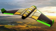 The edible drone that aims to deliver food, not bombs