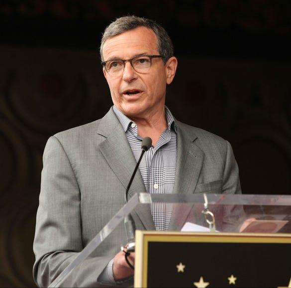 Bob Iger, CEO of Disney