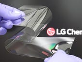 LG Chem develops new plastic outer layer for foldable displays