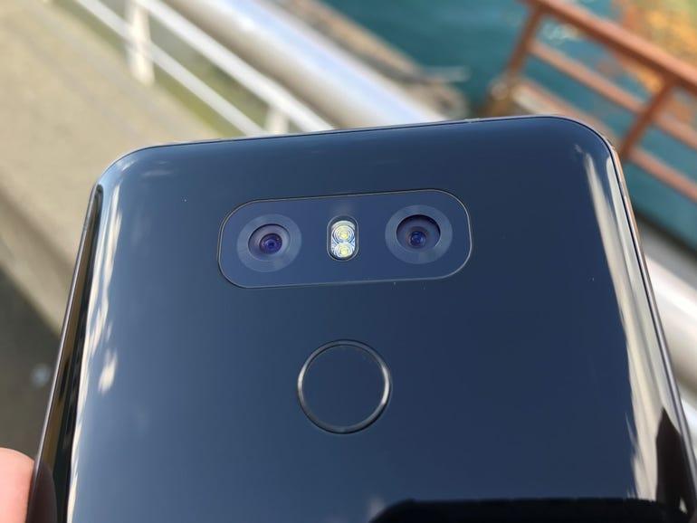 Dual 13 megapixel cameras