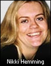Nikki Hemming, Sharman Networks CEO