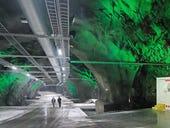 Photos: Inside vast abandoned mine set to be world's biggest data center