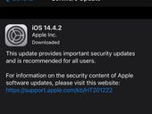 Apple releases emergency update for iPhones, iPads, and Apple Watch