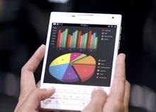 BlackBerry's Passport: An enterprise muscle car?