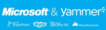 Microsoft paid $1.2 billion for Yammer. $1.2 billion is 25 percent of what the total social enterprise software pie will be in 2016.