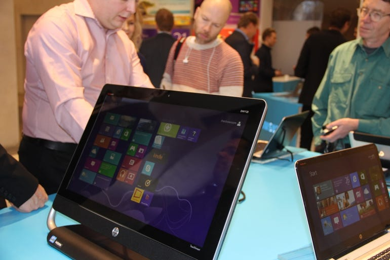 One of the big touch boys, HP's Envy23