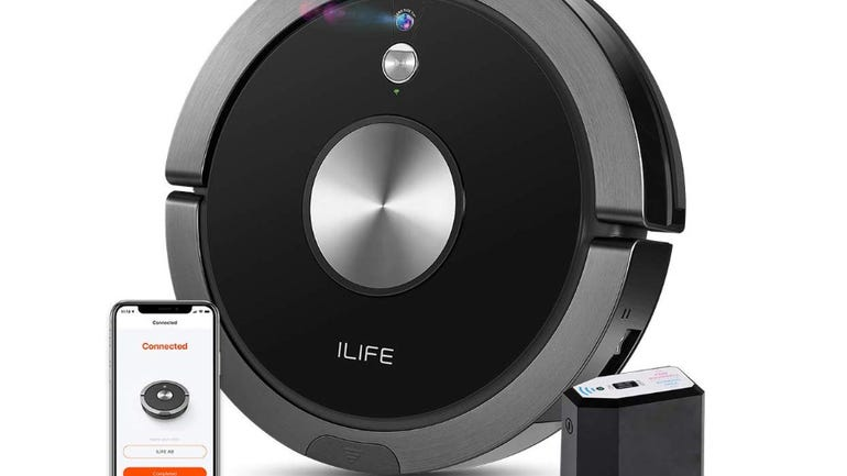 Hands on with the Ilife A9 robot vacuum: sleek and quiet with an ingenious cellular dustbin zdnet