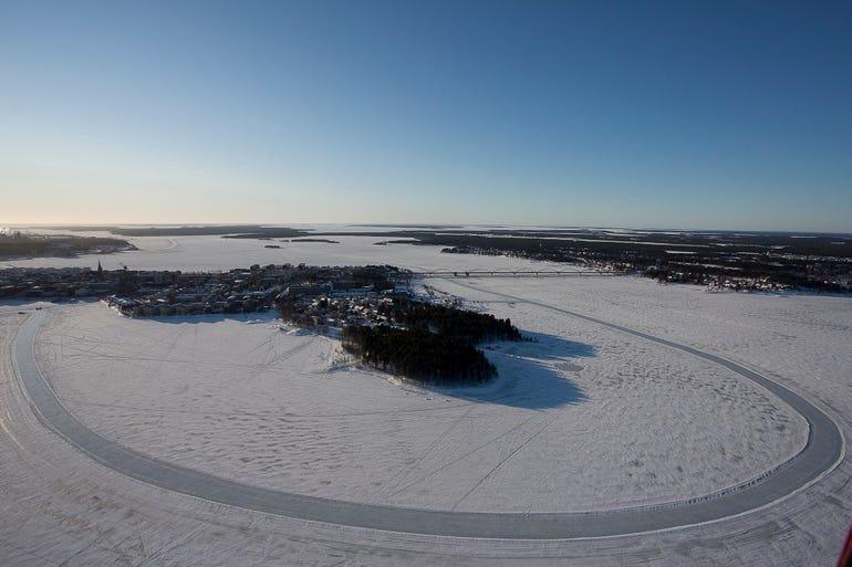 Sub-Arctic site