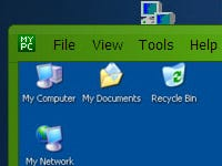 PCE sets itself up as a virtual web server in IIS