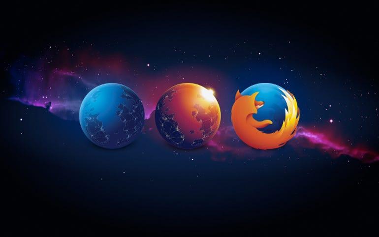 2013 Firefox Logos