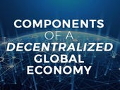 The components of a decentralized global economy
