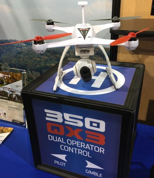 Mid-range drone