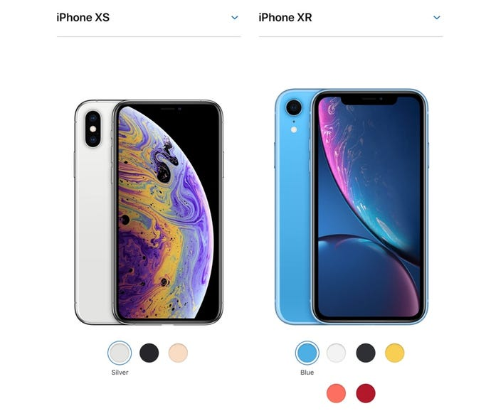#1: In many ways, the iPhone XR is like the iPhone XS