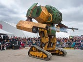 Giant man-piloted robots to slug it out in international grudge match