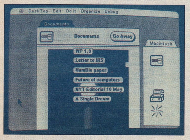 Early Finder Documents